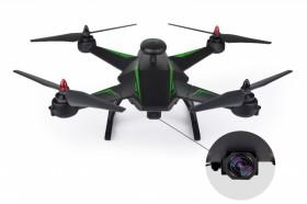 Juodas GPS dronas